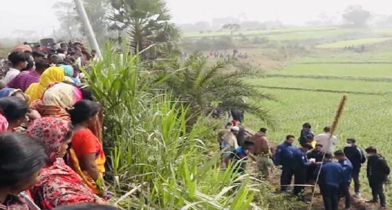 সাভারে পৃথক স্থান থেকে দু'জনের মরদেহ উদ্ধার