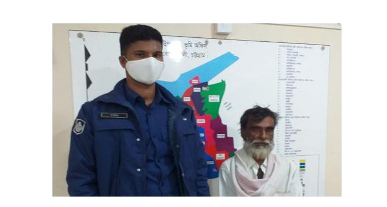বোয়ালখালীতে শ্লীলতাহানির দায়ে বৃদ্ধকে কারাদণ্ড