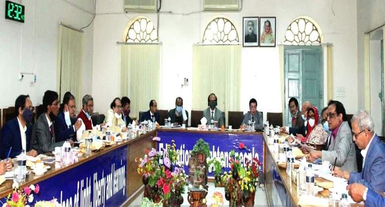 শিক্ষা প্রতিষ্ঠান খুললেই গুচ্ছ বিশ্ববিদ্যালয় ভর্তি পরীক্ষা