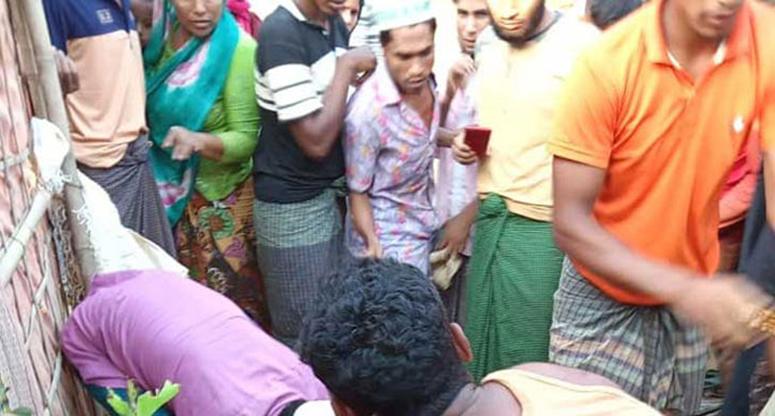 রোহিঙ্গা ক্যাম্পে স্বামী-স্ত্রী ও শ্যালিকার মরদেহ উদ্ধার