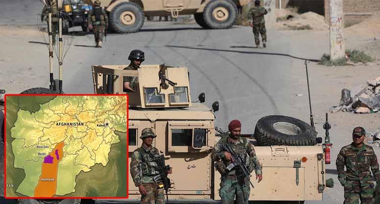 আফগানিস্তানে তুমুল সংঘর্ষ : নিহত ১০০