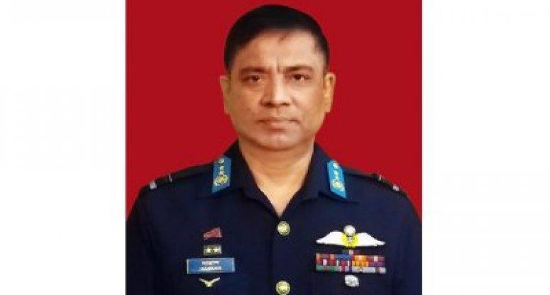 বিমান বাহিনীর প্রধান হয়েছেন শেখ আব্দুল হান্নান