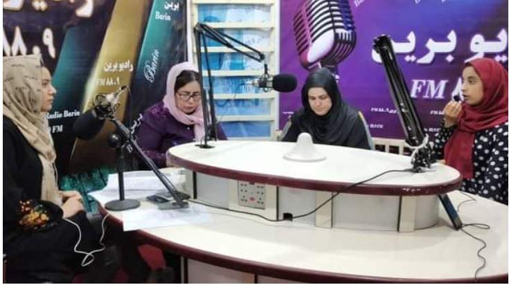 ১৫৩মিডিয়া প্রতিষ্ঠান বন্ধ হল আফগানিস্তানে