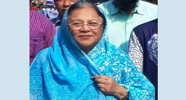 জাপার সংসদ সদস্য মাসুদা রশিদ আর নেই